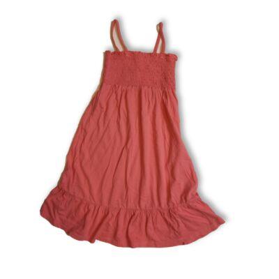 140-es korallszínű pántos ruha - F&F