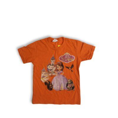 128-as narancssárga póló - Sofia Hercegnő