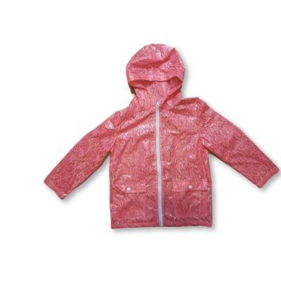 146-os rózsaszín csipkés esőkabát - Young Dimension