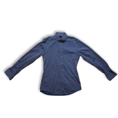 Férfi 38-as kék hosszúujjú ing - Strellson