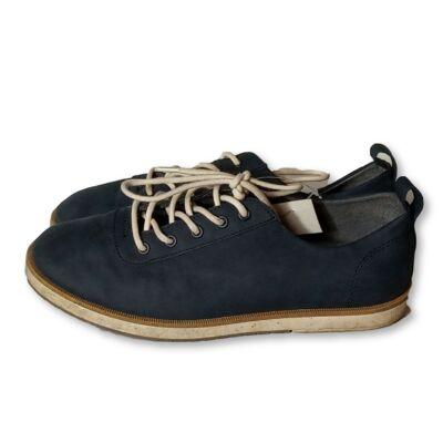 36-os kék fűzős félcipő - Zara