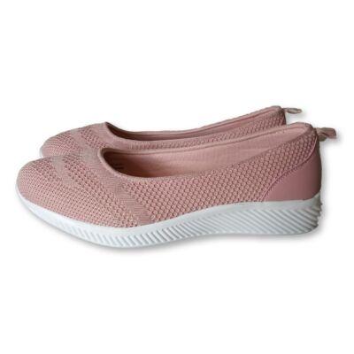41-es rózsaszín balerina cipő - Primark - ÚJ