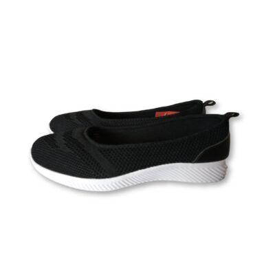41-es fekete balerina cipő - Primark - ÚJ