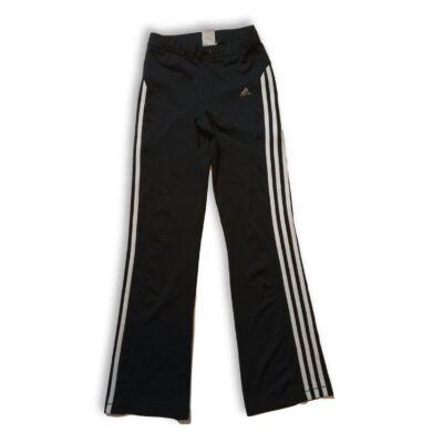 152-es fekete lány szabadidőalsó - Adidas