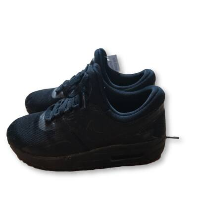33-as fekete fűzős unisex cipő - Nike Zero
