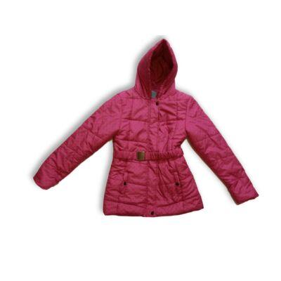 140-146-os rózsaszín pöttyös télikabát - In Extenso
