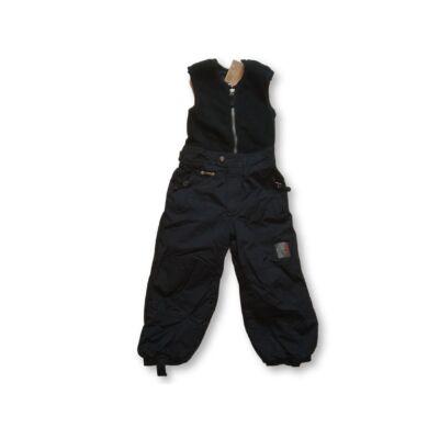 92-es fekete sínadrág, overallalsó - Spyder