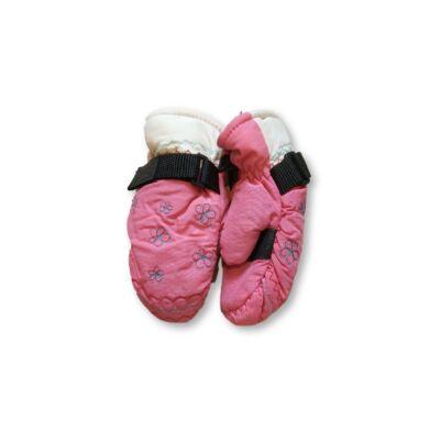 3-4 évesre rózsaszín orkánkesztyű - Alive