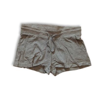 140-es szürke pamut lány short - H&M