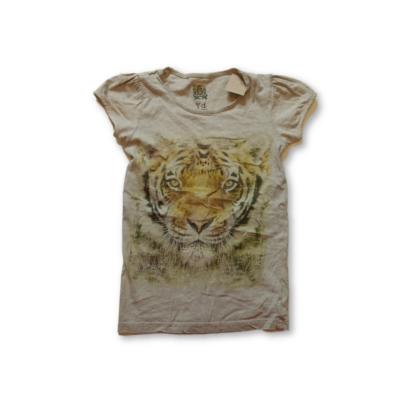 152-es drapp tigrises póló - Young Dimension