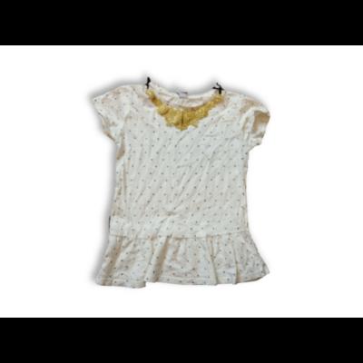 140-es törtfehér pöttyös póló - Zara