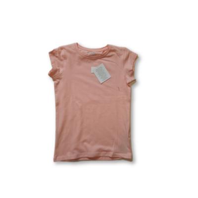 116-os rózsaszín sztreccs póló - Kiki & Koko - ÚJ