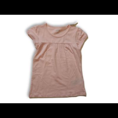 122-es rózsaszín tunika jellegű póló - Kiki & Koko - ÚJ
