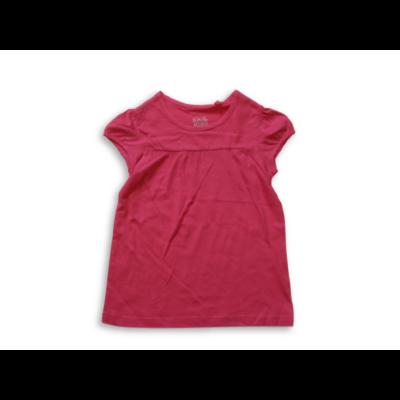 104-es pink tunika jellegű póló - Kiki & Koko - ÚJ
