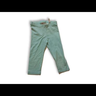 110-es türkiz térdig érő leggings - H&M