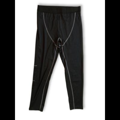 Férfi M-es fekete sportnadrág, aláöltözet- Ergee - ÚJ