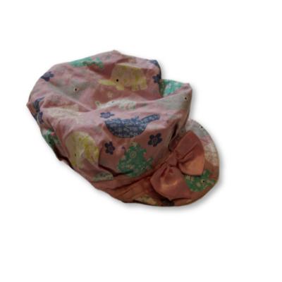 40-42 cm-es fejre rózsaszín elefántos sapka - Cherokee