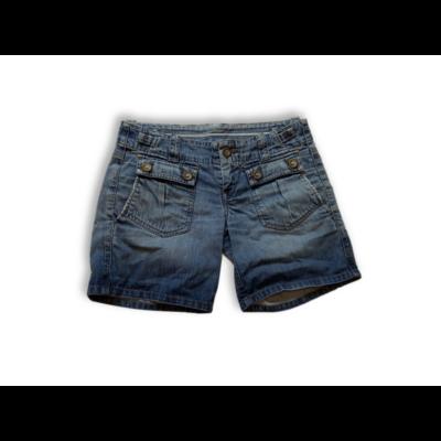 Női S-es kék farmershort -  Mango Jeans