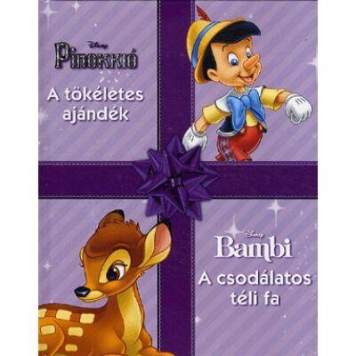 Pinokkió: A tökéletes ajándék, Bambi: A csodálatos téli fa - Disney
