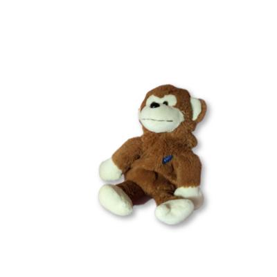33 cm-es plüss majom