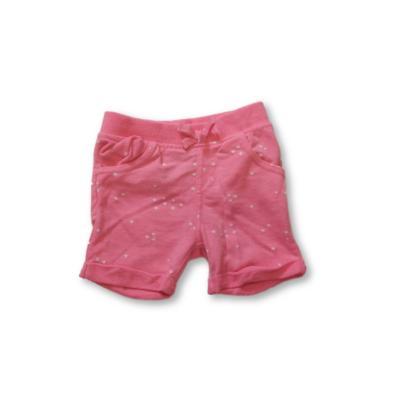 86-os pink csillagos pamutshort - Pepco