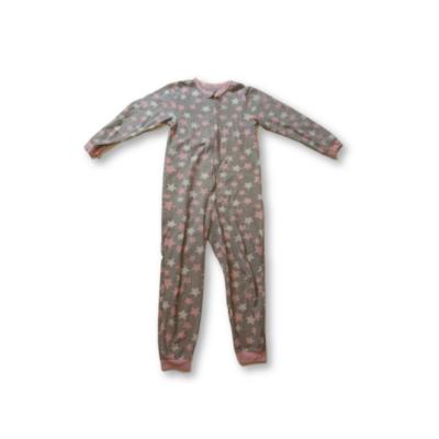 158-as szürke csillagos polár kezeslábas pizsama, háziruha - Young Dimension