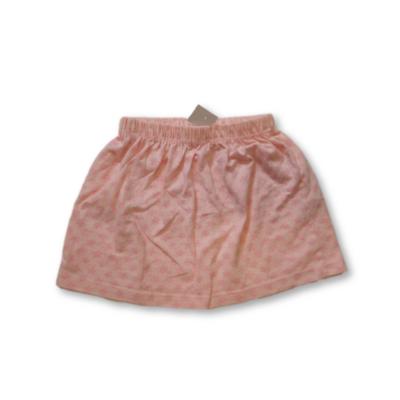 86-os rózsaszín virágos pamutszoknya - Pepco