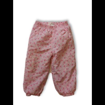86-os rózsaszín polár bélésű nadrág - Ergee
