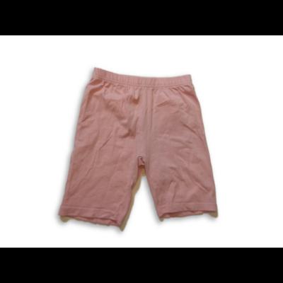 134-140-es rózsaszín pamutshort, rövidnadrág - Y.F.K.
