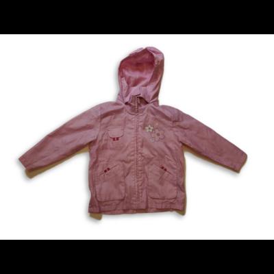 116-122-es rózsaszín átmeneti kabát - Ladybird