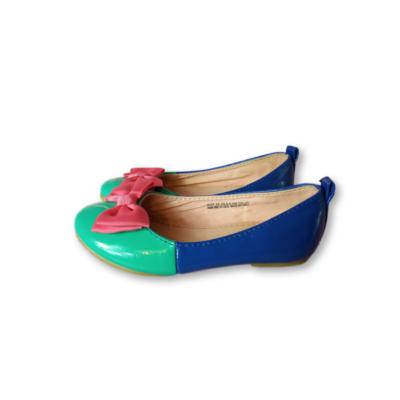 26-os színes lakk balerina cipő - H&M