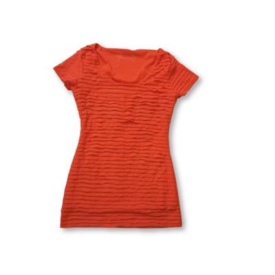 Női M-es narancssárga miniruha - Orsay