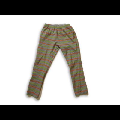122-es szürke csíkos pizsamaalsó - Primark