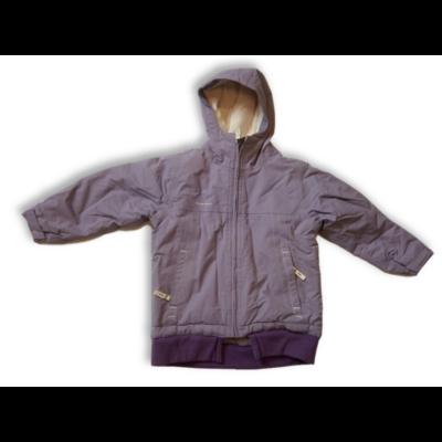 104-es lila téli dzseki - Decathlon