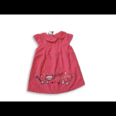 86-92-es rózsaszín kordruha - Lupilu