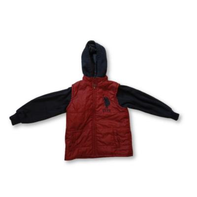 122-es bordó-kék átmeneti kabát - Ralph Lauren