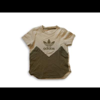 128-as khaki.drapp póló - Adidas