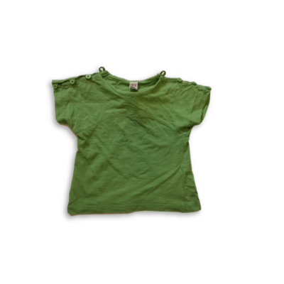 98-as zöld póló - Zara