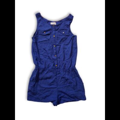 164-es kék ujjatlan playsuit - H&M