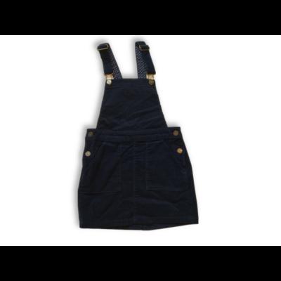 128-as kék kantáros kordruha - H&M