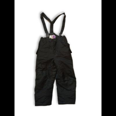110-es fekete overallalsó, sínadrág - H&M