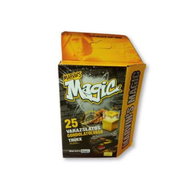Marvins Magic - 25 varázslatos gondolatolvasó trükk