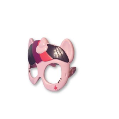 Rózsaszín szemüveg, álarc, maszk - My Little Pony