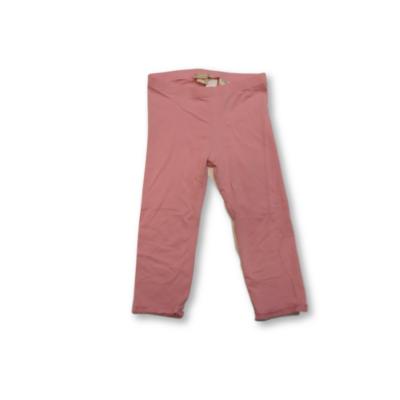 128-as rózsaszín térdis érő leggings - H&M