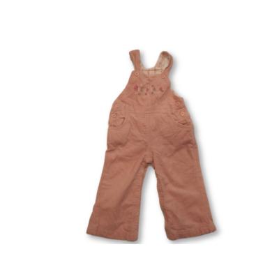 86-os rózsaszín flanellal bélelt kordnadrág - Impidimpi