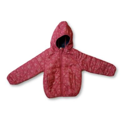 104-es rózsaszín hópelyhes superlight kabát - Pepco
