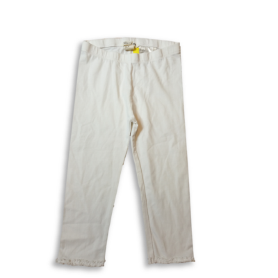 122-es tédig érő fehér leggings - H&M