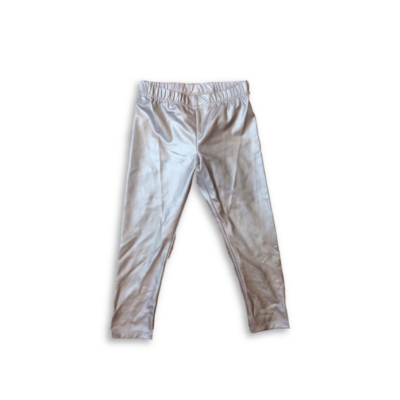 98-as halványrózsaszín csillogó leggings - Blukids