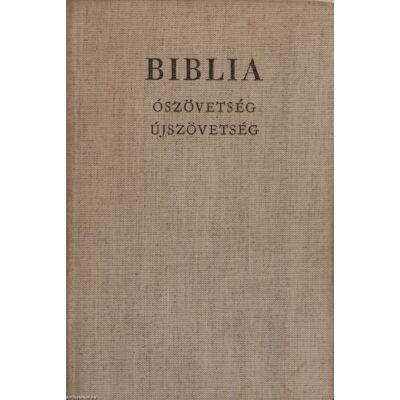 Biblia, 1973-as kiadás