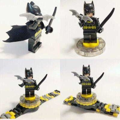 Batman óra, összeépíthető, figurával - ÚJ